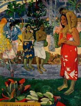 Paul Gaugin - 50 public domain pictures to use for anything at all!