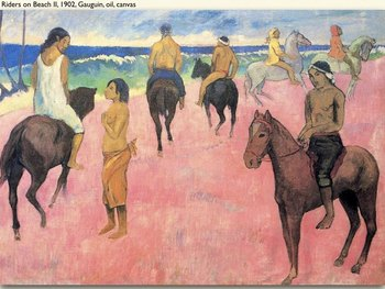 Paul Gauguin - Art History - Post Impression Symbolism - 212 Slides
