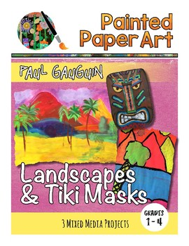Art History Lessons: Paul Gauguin's Landscapes and Tiki Sc