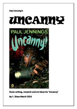 Paul Jennings UNCANNY