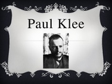 Paul Klee- An abstract artist