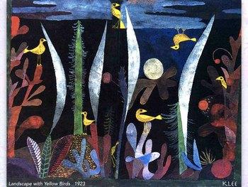 Paul Klee - Expressionism - Bauhaus School - Degenerate Art - 161 Slides