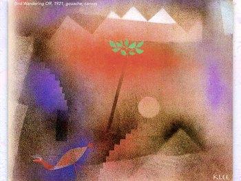 Paul Klee ~ Art History ~ 161 Slides ~ Expression Bauhaus