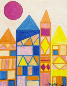 Paul Klee Art History Lesson