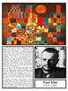 Artist Paul Klee BUNDLE with Montessori Cards