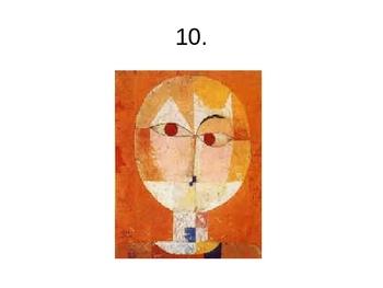 Paul Klee Assessment Power Point
