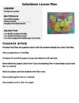 Paul Klee Cat and Bird Art Lesson Template