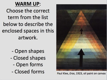 Paul Klee Inspired Geometric Watercolor Paintings