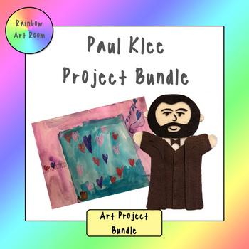 Paul Klee Project Bundle