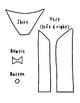 Paul Klee Puppet Pattern