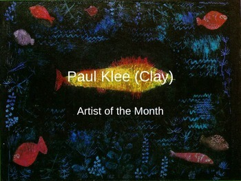 Paul Klee and Color Theory
