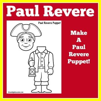 Paul Revere Activity