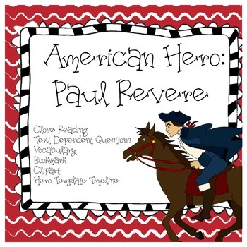 Paul Revere: American Hero Unit