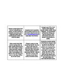 Paul Revere Choice Board with Rubrics