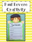 Paul Revere Craftivity
