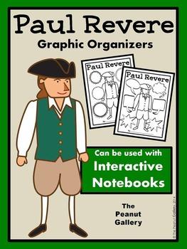 Paul Revere Graphic Organizers