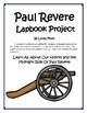 Paul Revere Lapbook
