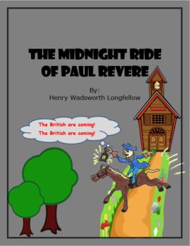 Paul Revere Poem: 3 lessons