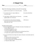 Paul Revere Quiz