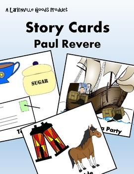 Paul Revere Story Cards