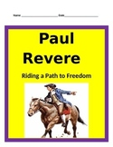 Paul Revere BUNDLE-  3rd Grade Social Studies