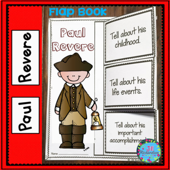 Paul Revere Writing