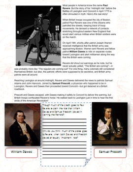 Paul Revere and the Midnight Ride - The American Revolution