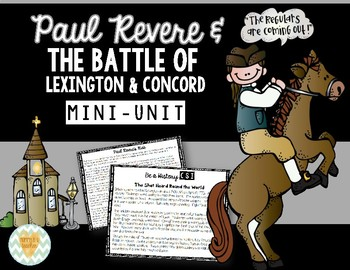 Paul Revere and the Shot Heard 'Round the World