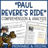 """Paul Revere's Ride"" Poetry Analysis"