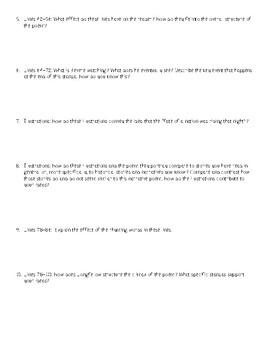 Paul Revere's Ride Comprehensive Study Guide