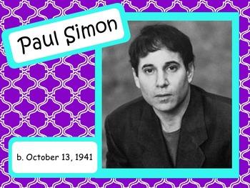 Paul Simon: Musician in the Spotlight