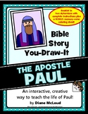 Paul, The Apostle—Bible Story You-Draw-It