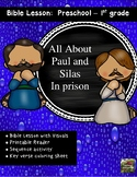 Paul and Silas Bible Lesson (All About Series)
