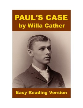 Paul's Case Mp3 and Easy Reading Text