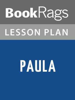 Paula Lesson Plans
