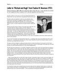 Pauline M. Newman's Memories of the Triangle Shirtwaist Fa