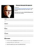 Paulo Coelho Author Webquest
