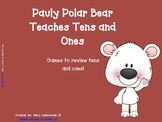 Pauly Polar Bear Teaches Tens and Ones: Games for reviewin