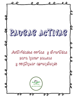 Pausas activas - Stop and go