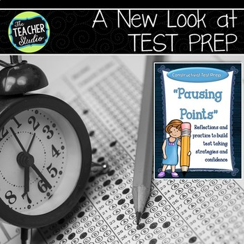 """Pausing Points"" Test Taking Strategies"