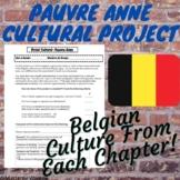 Pauvre Anne Project Culturel