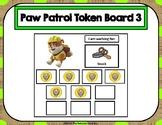 Paw Patrol 10 Token Board 3