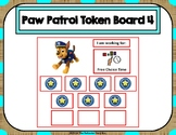 Paw Patrol 10 Token Board 4