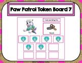 Paw Patrol 10 Token Board 7