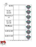 Paw Patrol Behavior Chart