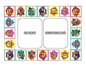 Paw Patrol Board Game