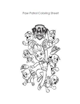 Paw Patrol Mini Unit