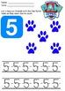 Paw Patrol Worksheets