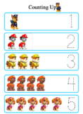 Paw Patrol Maths for Early Years