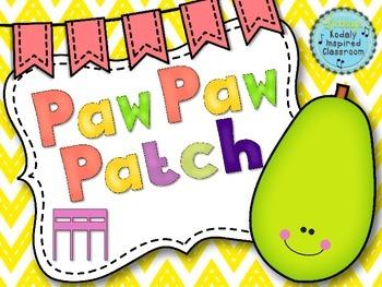 Paw Paw Patch